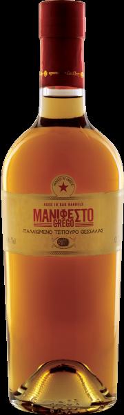 Tsipouro Manifesto Grego Aged 0,7L