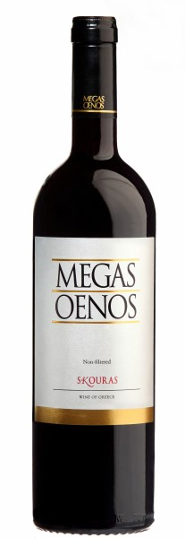 Skouras Megas Oenos 2016 Magnum 1,5L *RARITÄT*