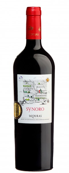 Skouras Synoro Rot 2014