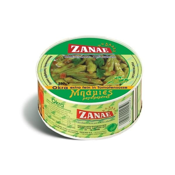 Zanae Bamies - Okra 280gr