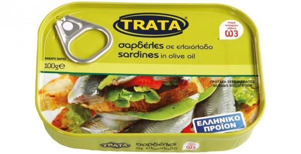 Trata Sardinen in Öl