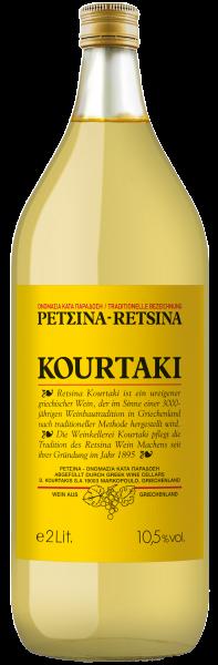 Kourtaki Retsina 2L