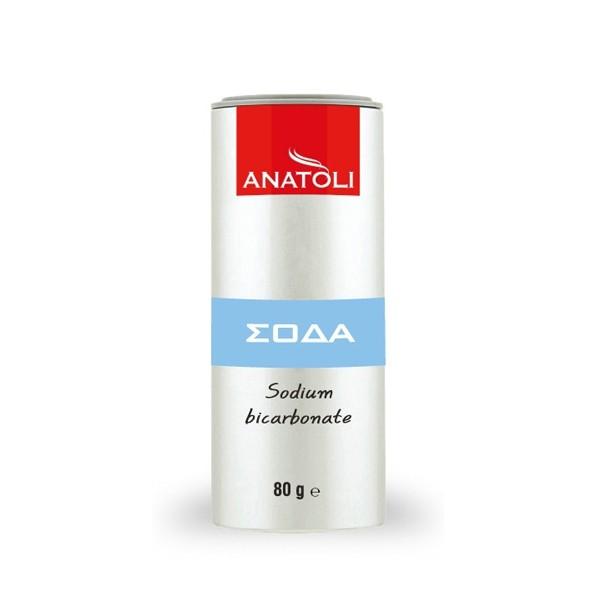 Anatoli Soda / Sodium Bicarbonate 30gr