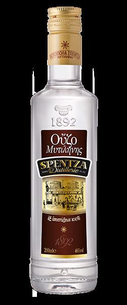 Ouzo Spentza 46% 0.7L