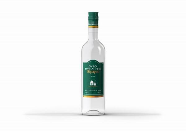 Ouzo Dimino - Mytilini 40% 0,7L