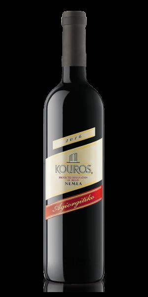 Kourtaki Kouros Rot 0,75L