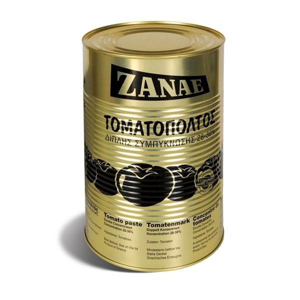 Zanae Tomatenmark aus Griechenland 4,55Kg