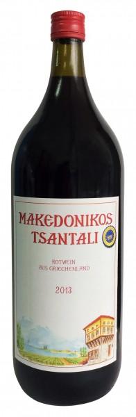 Tsantali Makedonikos Rot 2 Liter