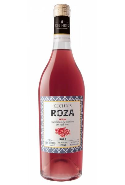Kechris Retsina - Se fonto rose