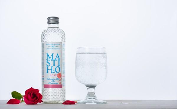 Mastih2o Mastiha / Rose Wasser 0,33L-Copy