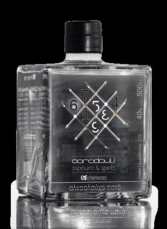 Dorodouli Alchemestes No6 - Botanic 40% 0.5L
