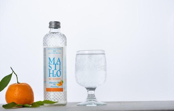 Mastih2o Mastiha / Mandarine Wasser 0,33L
