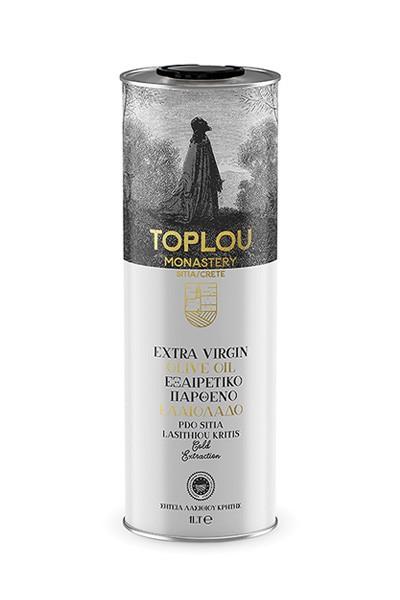 Toplou Sitia Olivenöl aus Kreta 1L Extra Virgin