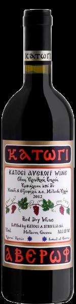 Katogi Averoff Rot 0,75L