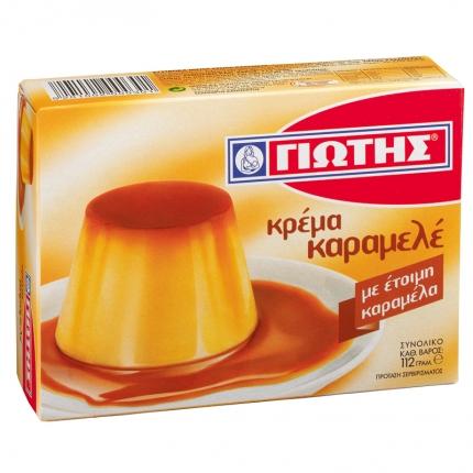 Jotis Creme Caramel 112g