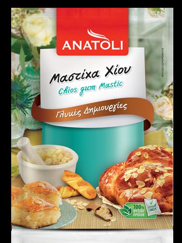 Anatoli Mastic / Mastix ganz 5gr