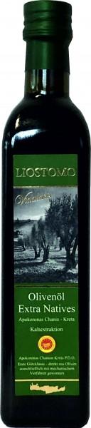 Liostomo Olivenöl 0,5L Extra Virgin aus Kreta