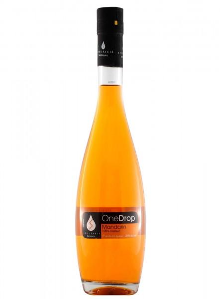 Stoupakis OneDrop Mandarin Likör 25% 0,5L