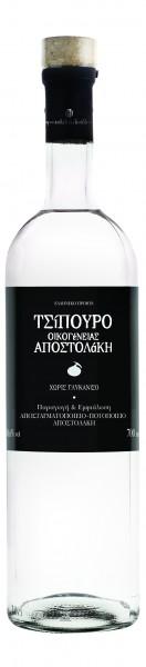 Tsipouro Apostolaki ohne Anis 0,7L