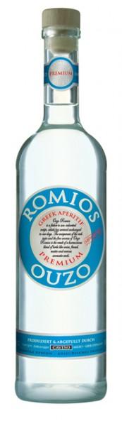 Ouzo Romios Premium 38%