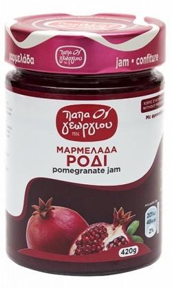 Granatapfel Konfitüre Extra 420gr