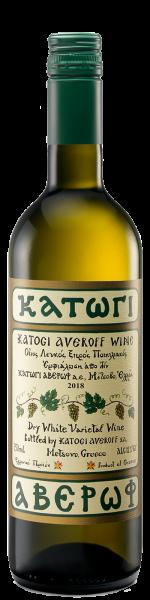 Katogi Averoff Weiss 0,75L