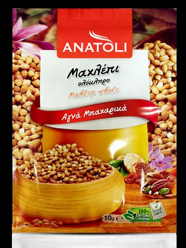 Anatoli Gewürz Mahlep ( Machlepi ) ganz 10gr