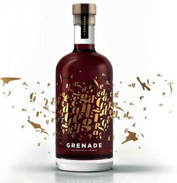 Granatapfel Liqueur Grenade EVA 20% 0,5L