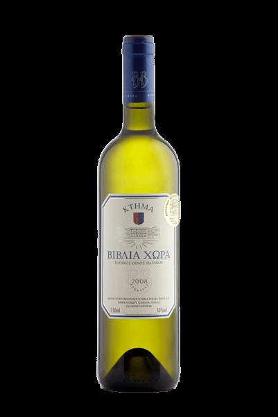 Biblia Chora Weiss 2019 Sauvignon Blanc - Assyrtiko