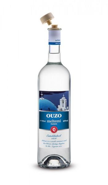 Ouzo Meltemi Gatsios 40% 0,7L