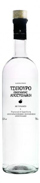 Tsipouro Apostolaki mit Anis 0,7L